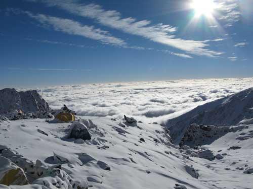 aklimatizační výstup