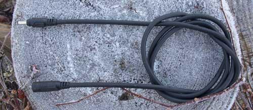 Prodlužovací kablík