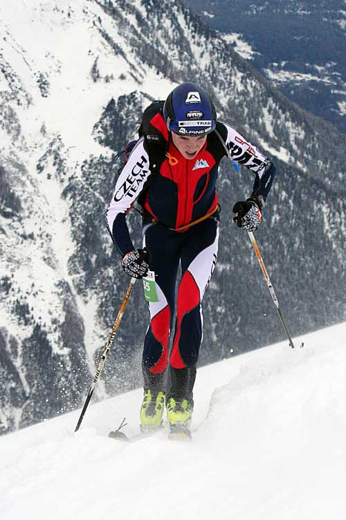 Světový pohár Verier, individual race