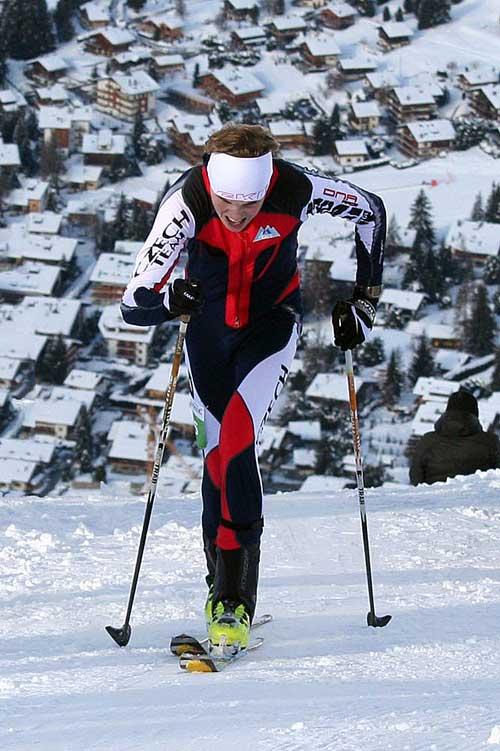 Světový pohár Verier, vertical race