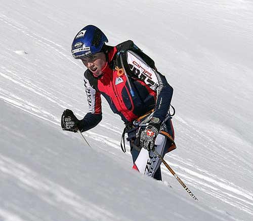 Dominik Sádlo, individual race