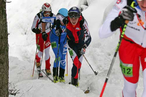 Dominik Sádlo v individual race