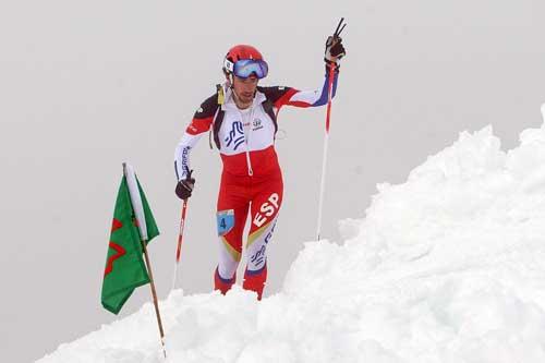 Kilian Jornet v individual race