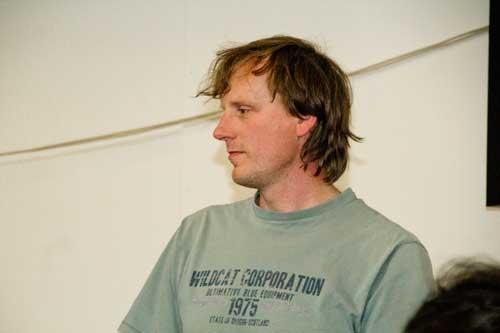 Jirka Vogel, předseda metodické komise