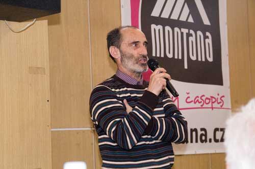 Igor Koller probírá slevy na tatranských chatách
