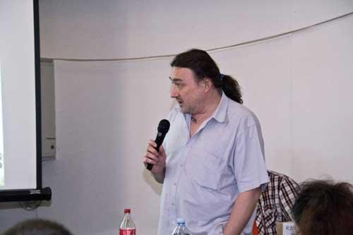 Představení kandidátů Disciplinární komise, Tomáš Frank.
