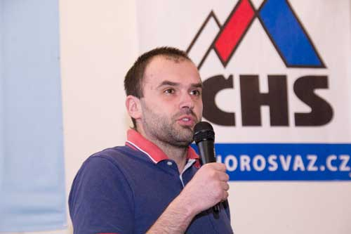 Pavel Žambesrký, kandidát na ekonoma a 1. místopředsedu