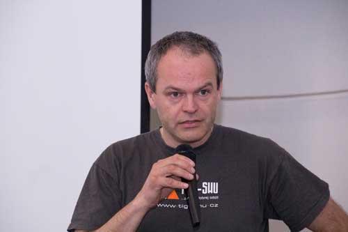 Šimon Budský, kandidát do VV