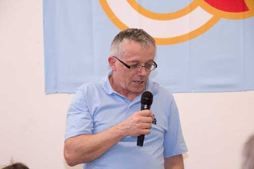 Andrzej Kurowski, kandidát do VV