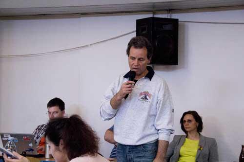 Bóža Vlček se snaží pomocí VH termínové rozepře s metodickou komisí