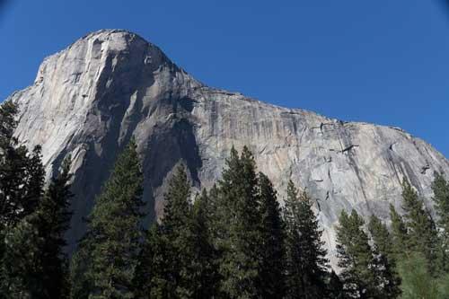 JV stěna El Capa.