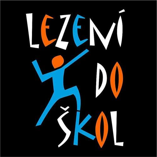 Lezení do škol - logo