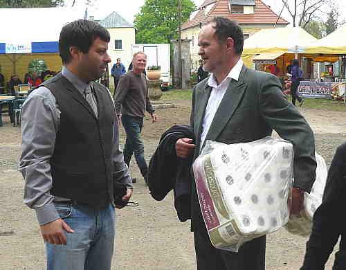 Martin Holman a Michal Kozar
