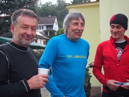 Jaryk Stejskal, Sir Joseph a Tomáš Čada