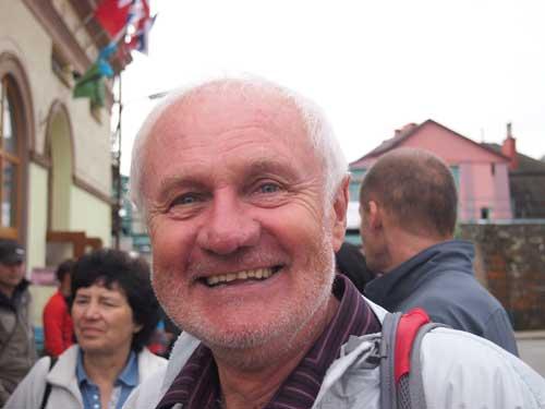 Tohle je Drla - Zdislav Drlík, extrémisla, co se stal farářem.