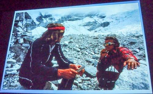 Jirka Novák byl vizionářem československého horolezectví.