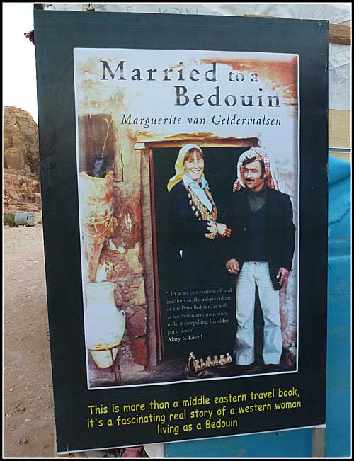 Vdaná za beduina....
