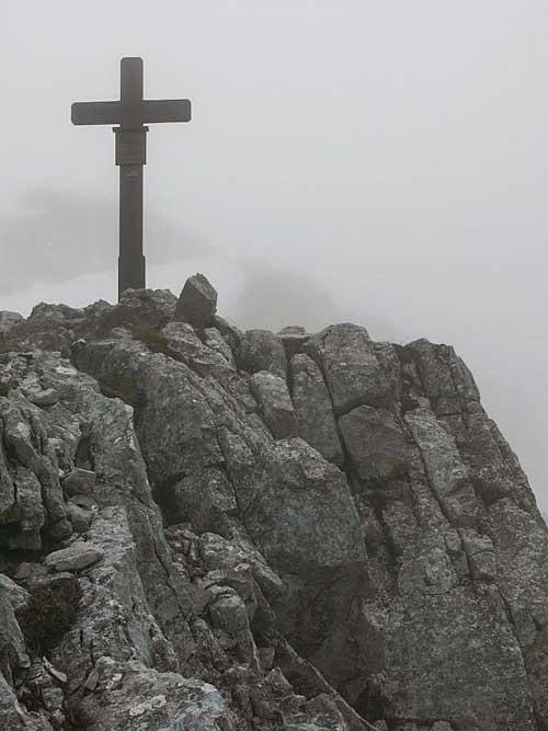 Mlha a lehce strašidelné výjevy:-)