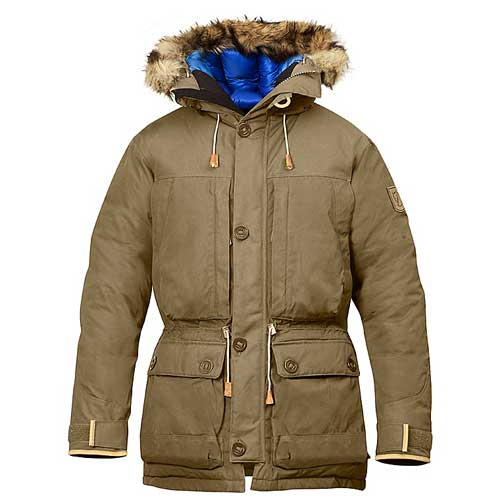 Péřovka Flällraven Expedition down parka