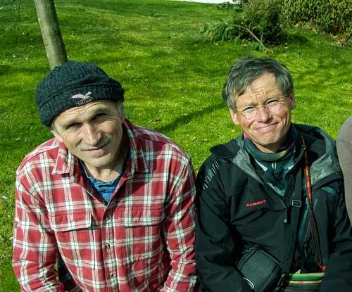 Kurt Albert a Bernd Arnold