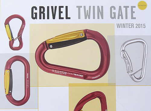 Grivel Mega K6G Twin Gate HMS