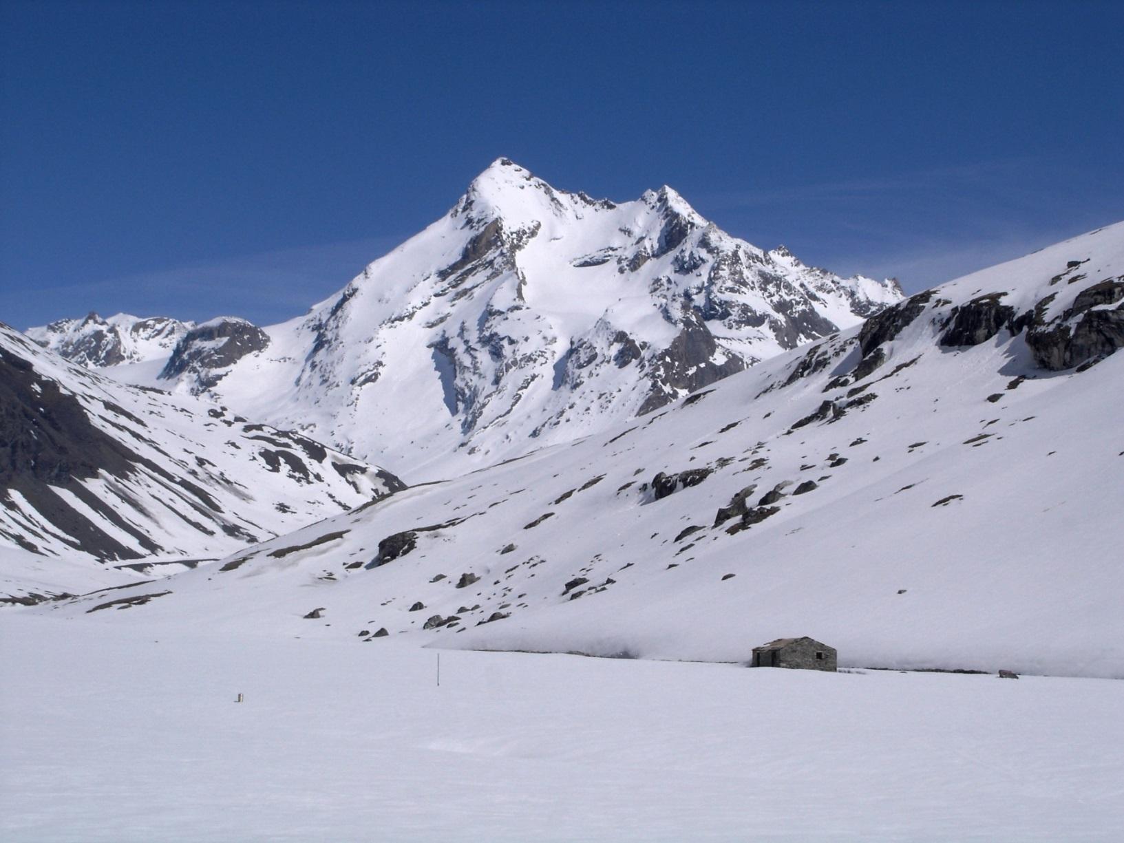 Vanoise - La Tsanteleina 2006