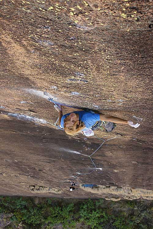 Madagaskar, Jirka Lautner ve stěně