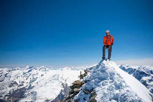 Matterhorn Nordwand Rekord
