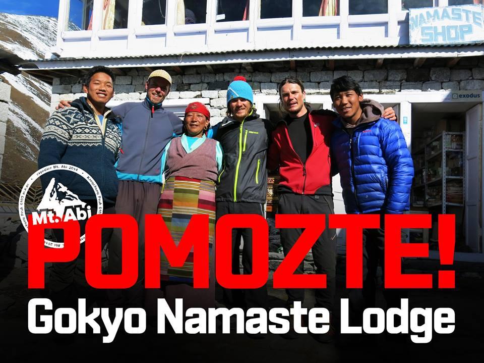 Pomoc Gokyo Namaste Lodge