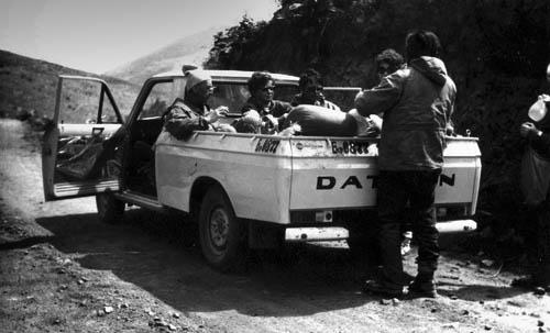 Peru 72, pickup