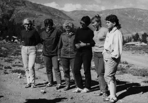 Peru 72, Černá, Kolářová, Jechová, Náhlovská, Nejedlová
