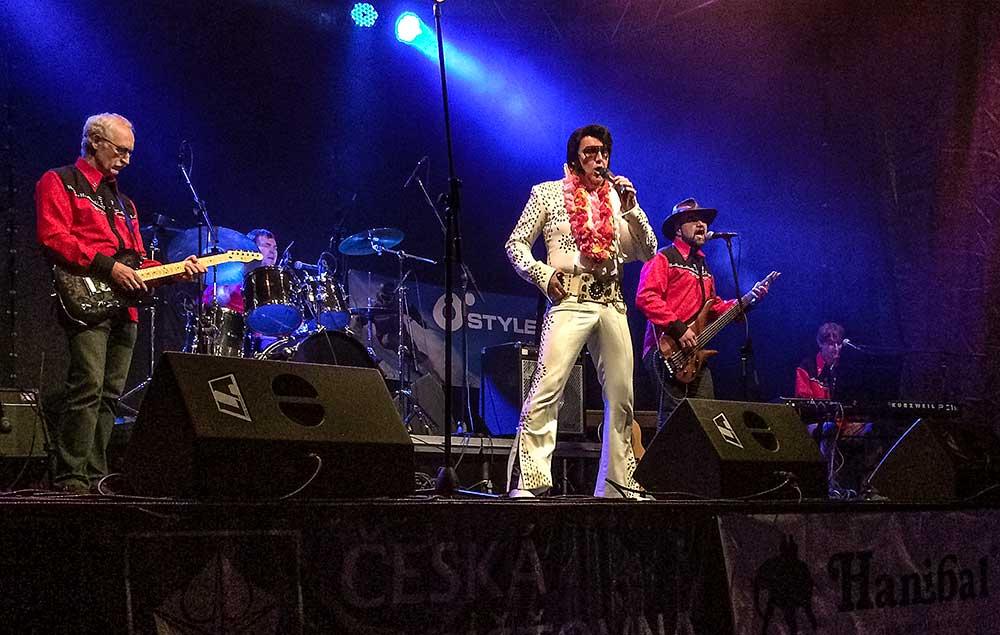 Elvis žije