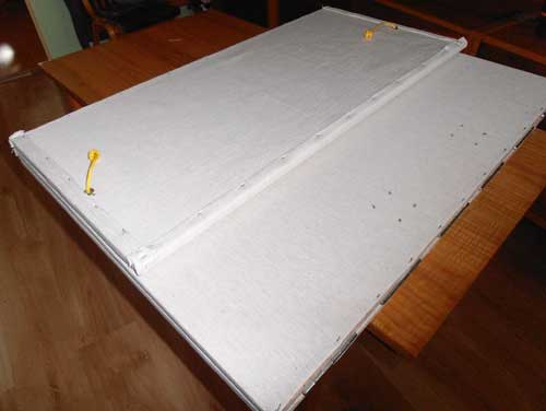 Roomster - postel složená