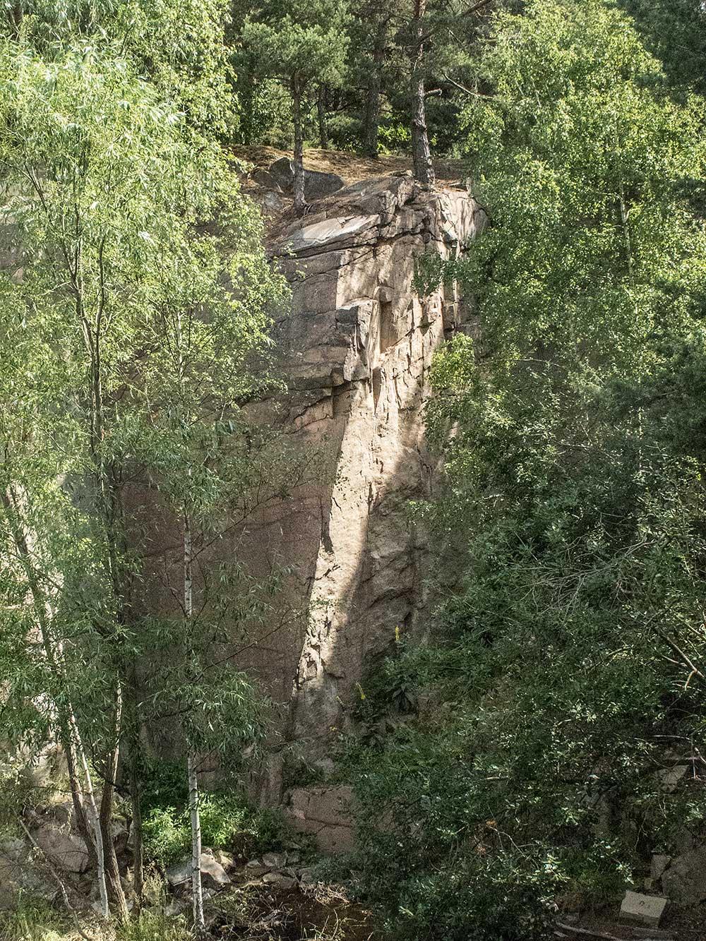 Píčovina, nejtěžší cesta v Nečíně