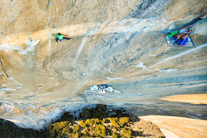 Images from the Dawn Wall, January 2015