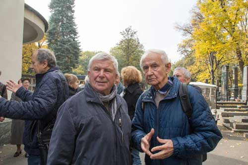 Pavel Veselý a Jopsef Lorenc