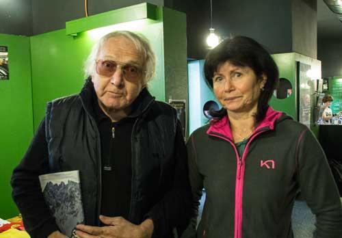 Vašek Širl a Alena Čepelková