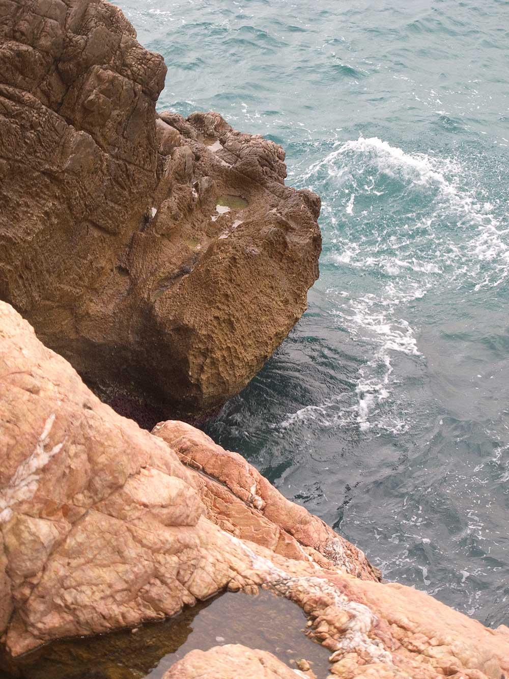 Moře pod nástupem