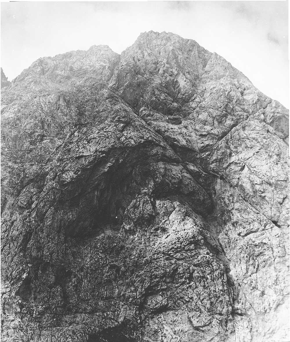 Frdamane police, poslední velká stěna Julských Alp odolávala 30 let, než přišel Joska