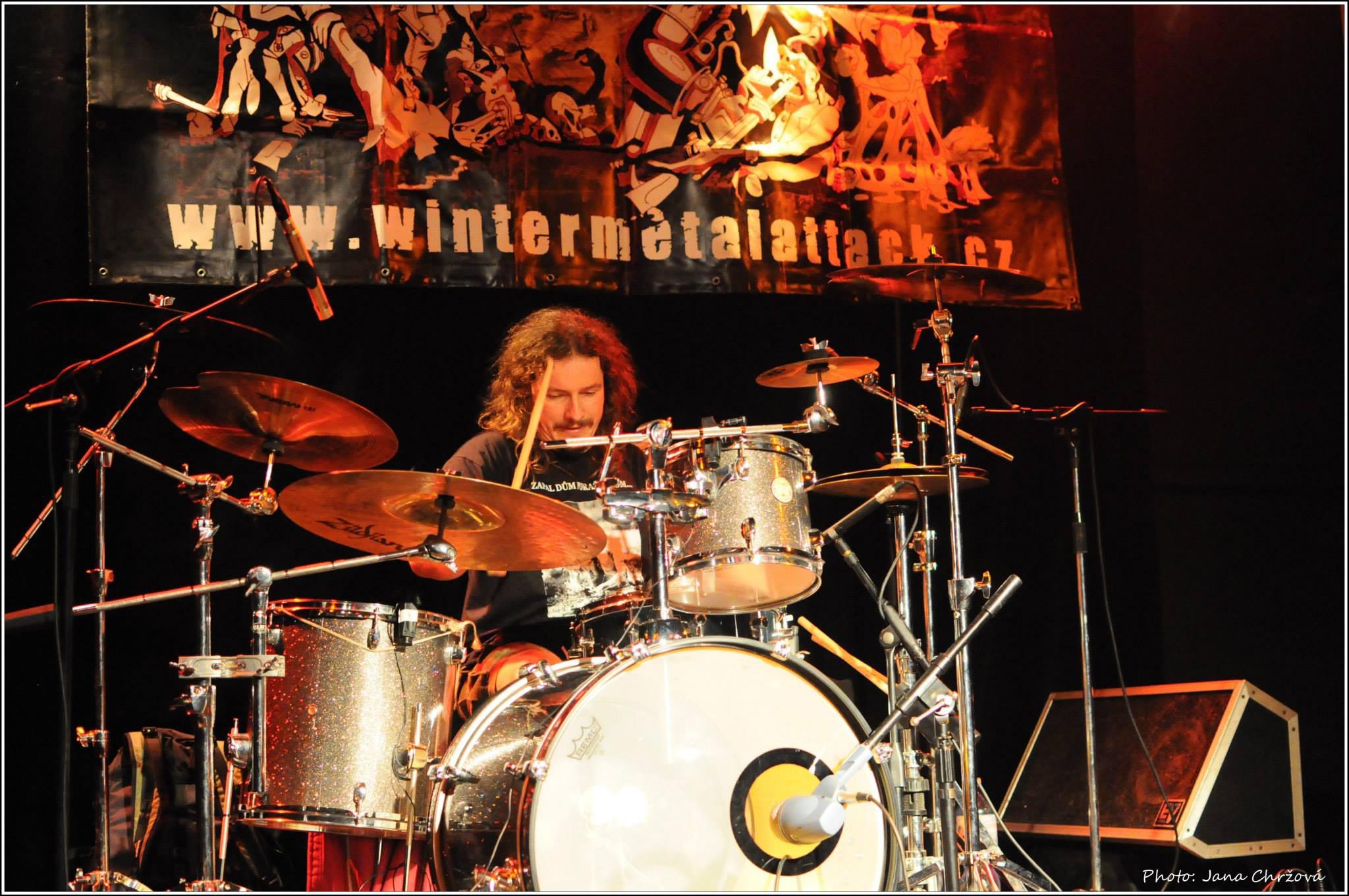 Ropák za bicími