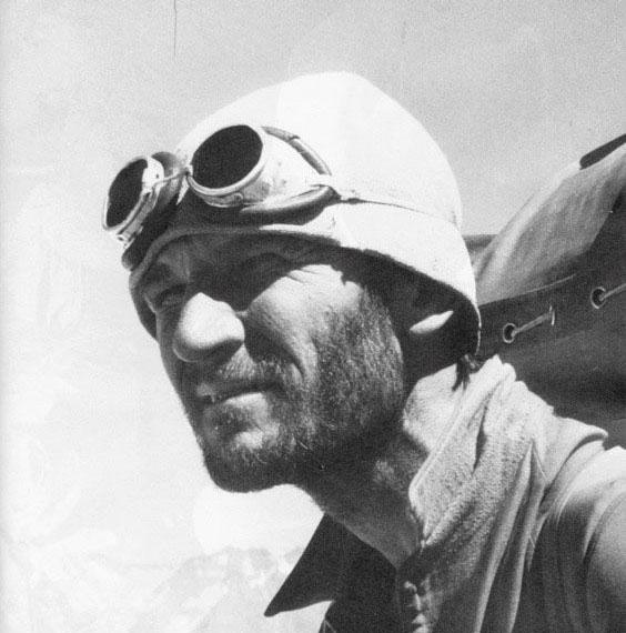 Zdeněk Lukeš na expedici Matča 1985