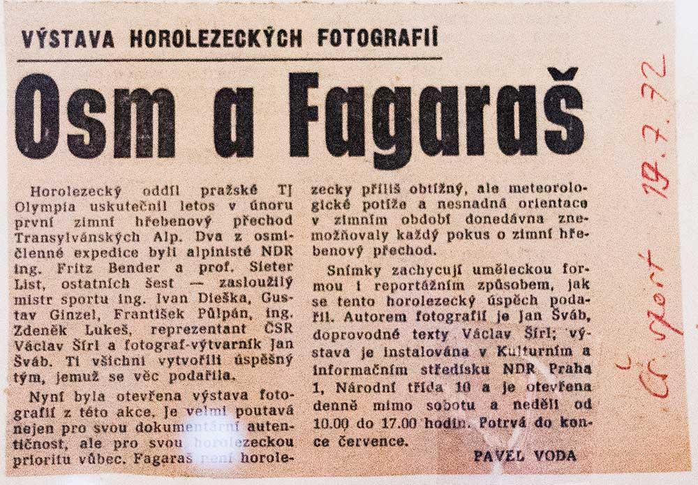 Noviny o Fagaraši