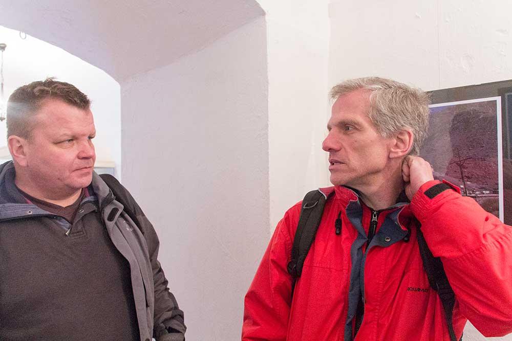 Martin veselý a Michal Coubal