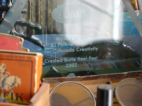 Zvláštní cena za Jump z Denveru 2002