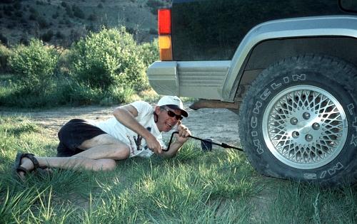 Allen v těžké akci, Colorado 2003
