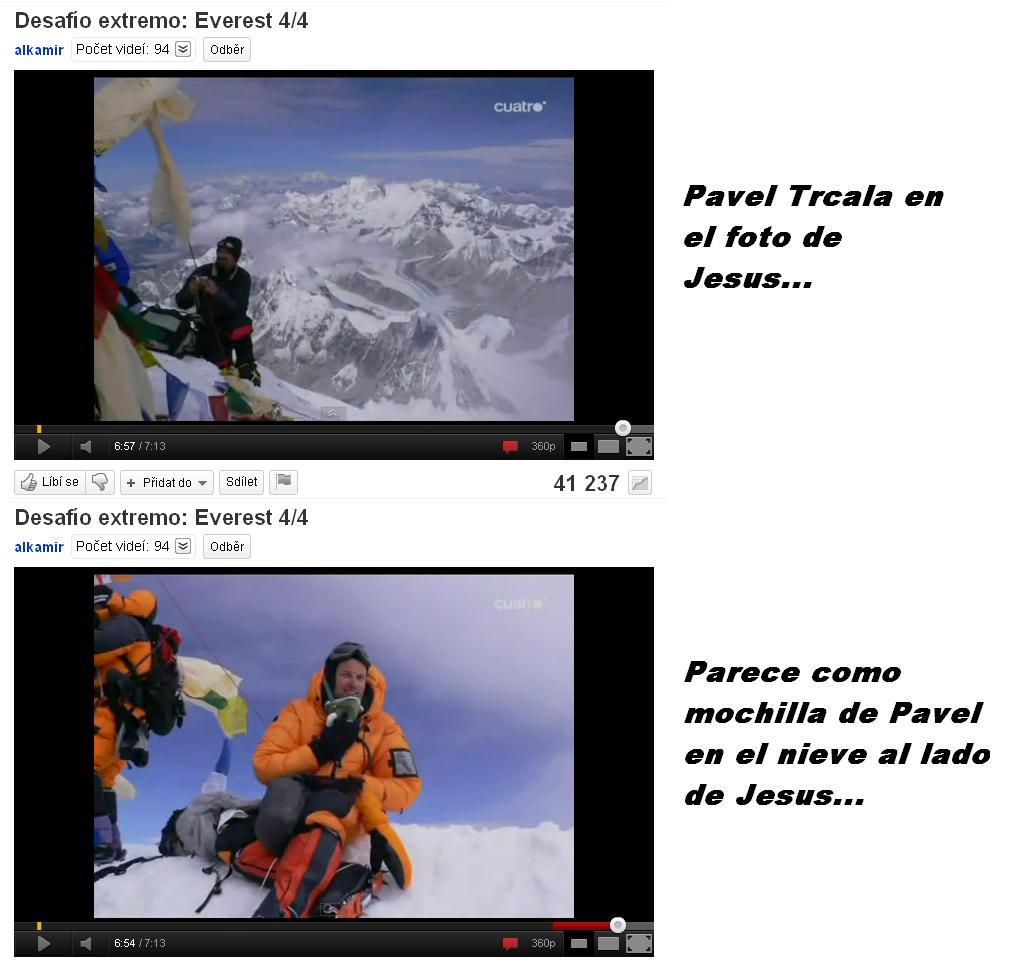Snímky z videa