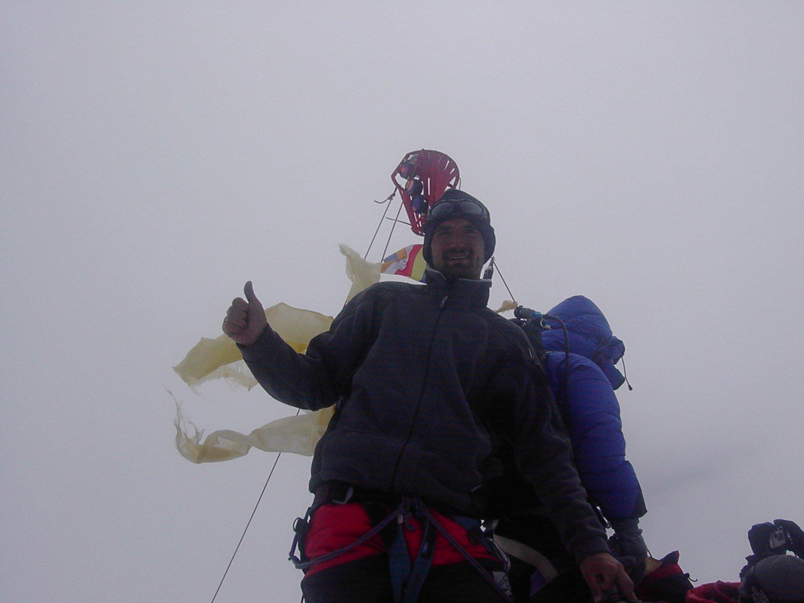 Snímek z vrcholu, 19. 8. 2005, 13:35:48