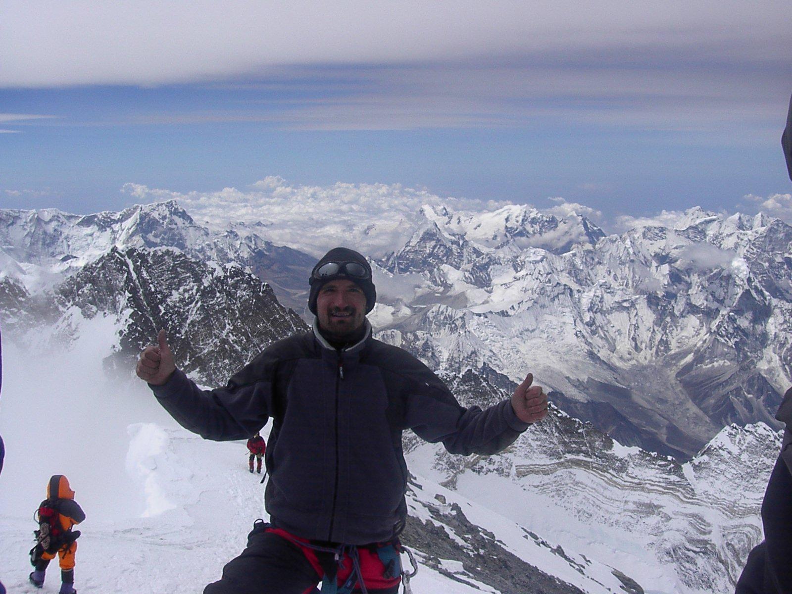 Snímek z vrcholu hřebene, 19.06.05, 13:37:16