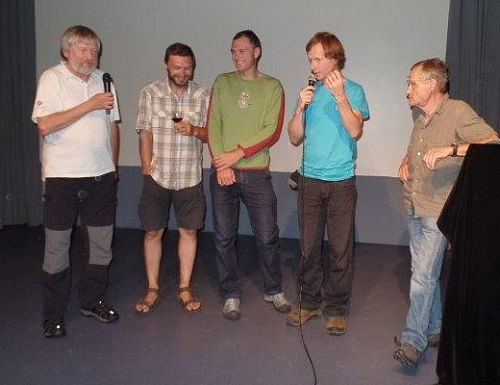 Chroust II, Mouchič, Svára a Bernd