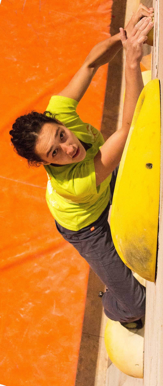 Veronika Šimková zaměřuje top na dvojce